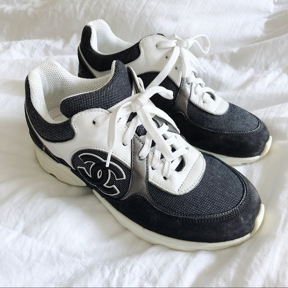 71ccbbe512b CHANEL Shoes - Chanel Sneakers